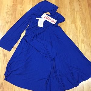 Brand new with tags! Elan wrap dress! Perfect!